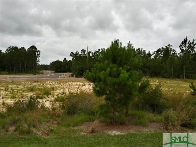 160 Greenhill, Pooler, GA 31322 (MLS #254365) :: The Arlow Real Estate Group