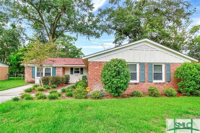 404 Willow Road, Savannah, GA 31419 (MLS #254369) :: Keller Williams Coastal Area Partners