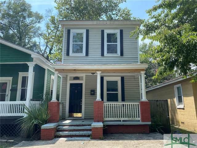 1605 Grove Street, Savannah, GA 31401 (MLS #254373) :: eXp Realty