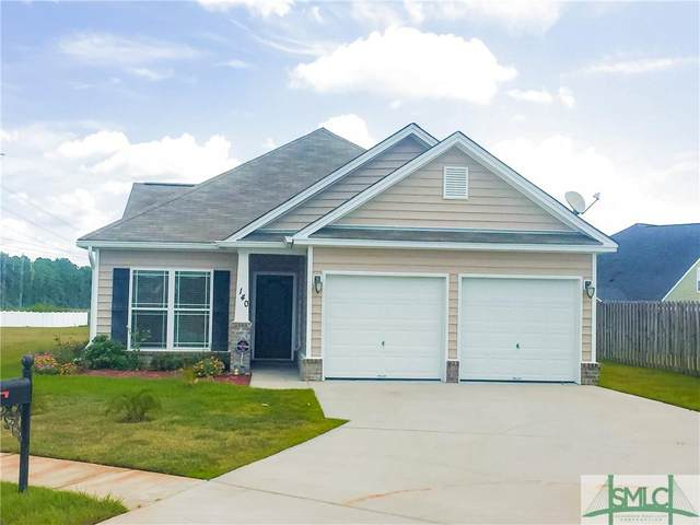 140 Blue Oak Drive, Richmond Hill, GA 31324 (MLS #254381) :: Coldwell Banker Access Realty