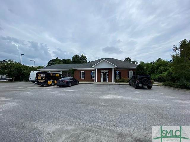 109 W Central Boulevard, Guyton, GA 31312 (MLS #254385) :: The Sheila Doney Team