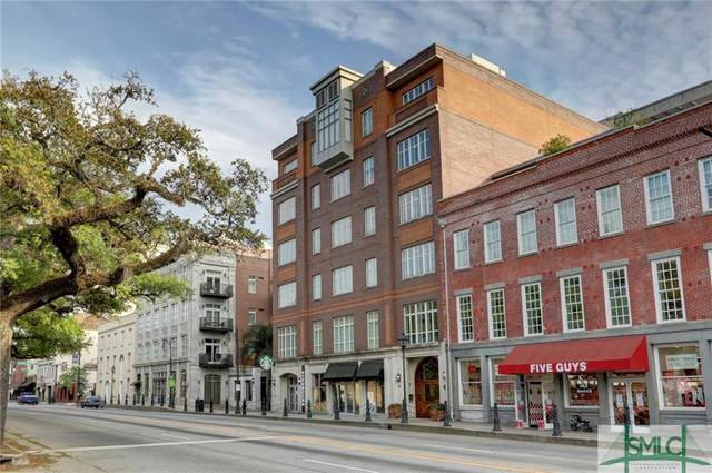 165 W Bay Street 602E, Savannah, GA 31401 (MLS #254387) :: Cindy's Realty Group