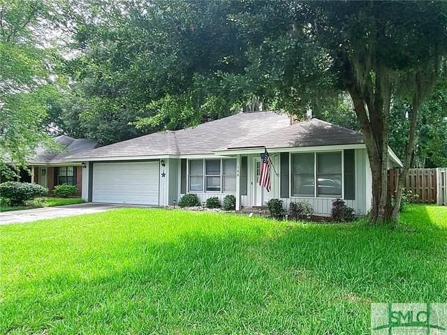 126 Candleberry Lane, Savannah, GA 31406 (MLS #254388) :: The Sheila Doney Team