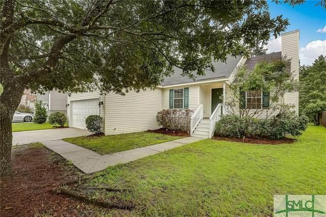 125 Rivermarsh Drive, Savannah, GA 31419 (MLS #254391) :: Coldwell Banker Access Realty