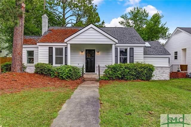 714 E 53rd Street, Savannah, GA 31405 (MLS #254397) :: Keller Williams Coastal Area Partners