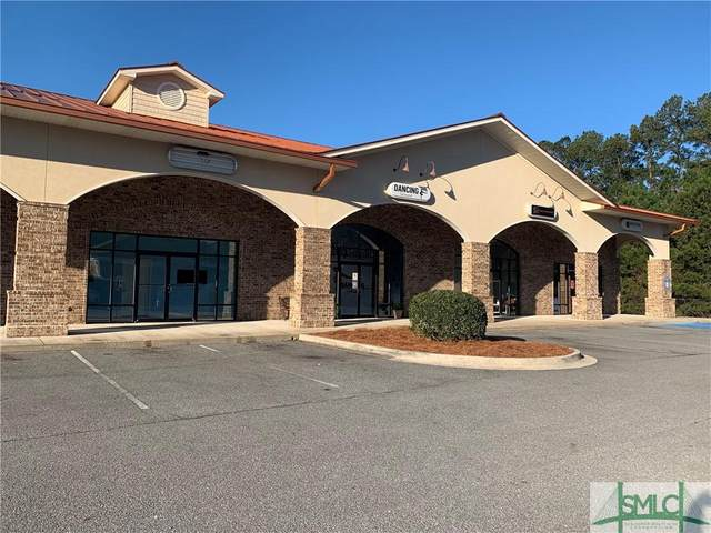 3756 S Us Highway 17 Highway S #9, Richmond Hill, GA 31324 (MLS #254400) :: Coldwell Banker Access Realty