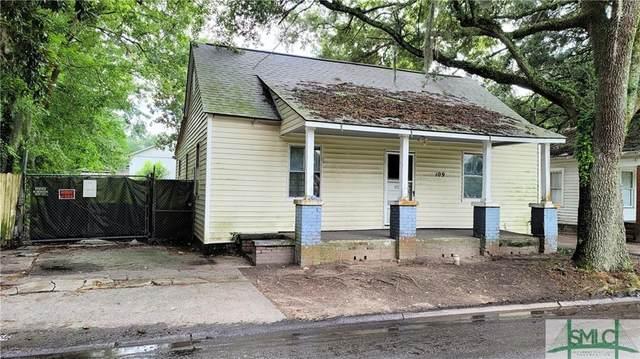 109 W 57th Street, Savannah, GA 31405 (MLS #254401) :: Keller Williams Coastal Area Partners