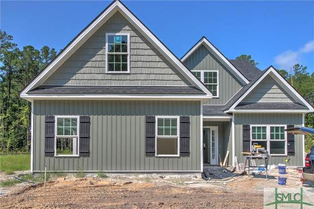106 Wallace Drive, Springfield, GA 31329 (MLS #254407) :: Keller Williams Coastal Area Partners