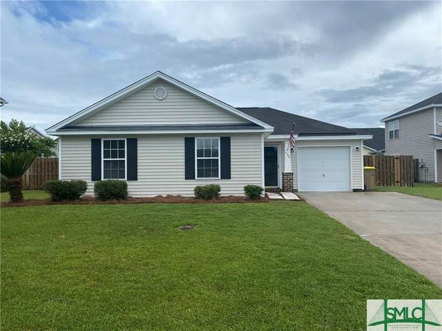 130 Willow Oak Drive, Richmond Hill, GA 31324 (MLS #254409) :: Coldwell Banker Access Realty