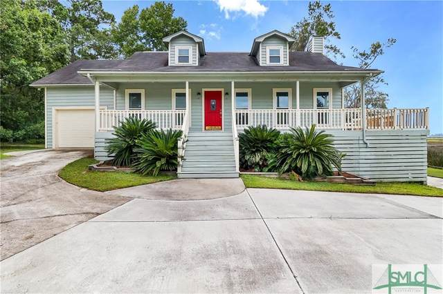 338 Waterford Landing Road, Richmond Hill, GA 31324 (MLS #254411) :: Coldwell Banker Access Realty