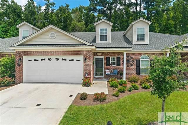 136 Wild Heron Villas Road, Savannah, GA 31419 (MLS #254414) :: Teresa Cowart Team