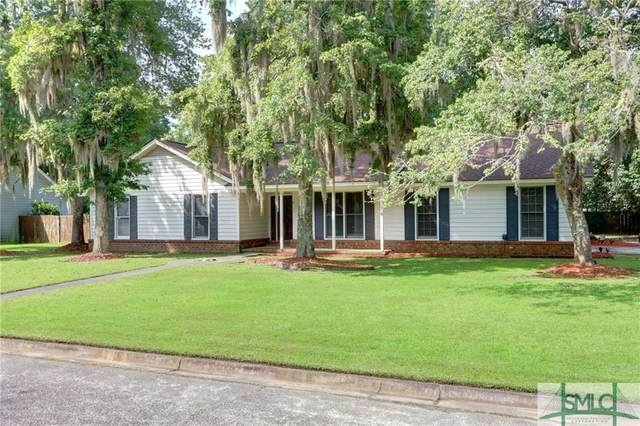7 Bristlecone Drive, Savannah, GA 31419 (MLS #254415) :: The Allen Real Estate Group
