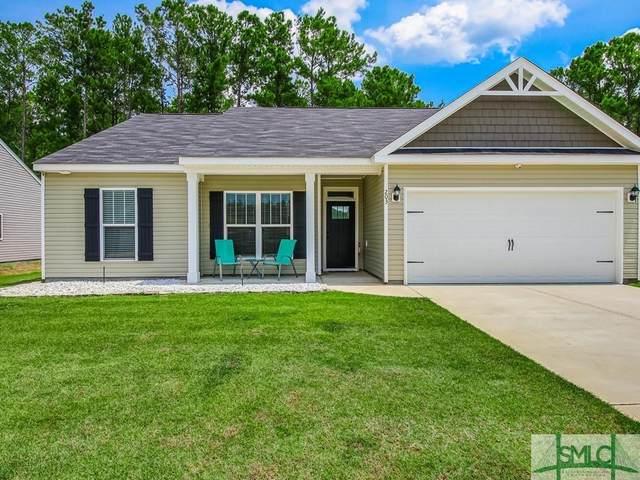 203 Timberlake Drive, Guyton, GA 31312 (MLS #254420) :: Luxe Real Estate Services