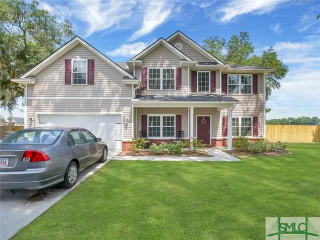 12 Huntington Drive, Ludowici, GA 31316 (MLS #254422) :: Keller Williams Coastal Area Partners