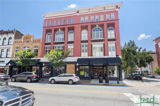 110 Barnard Street #310, Savannah, GA 31401 (MLS #254423) :: Coldwell Banker Access Realty