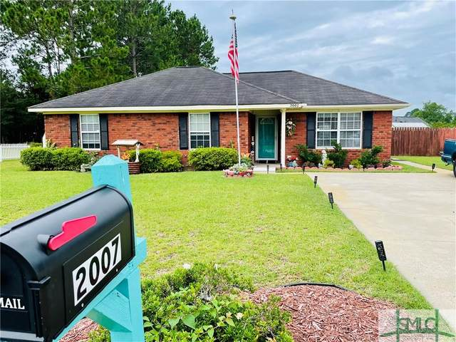 2007 Ossabaw Drive, Hinesville, GA 31313 (MLS #254432) :: Coldwell Banker Access Realty