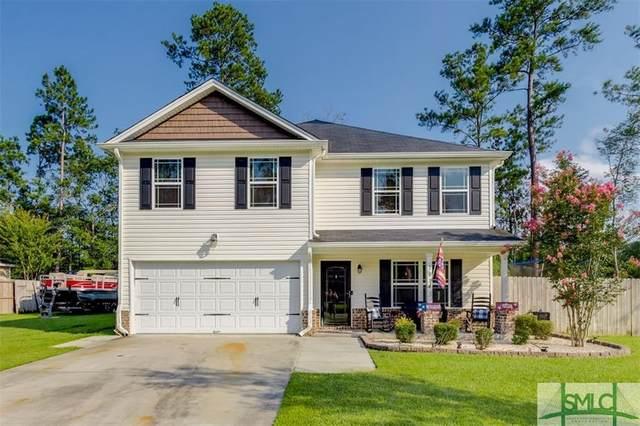 202 Sterling Drive, Rincon, GA 31326 (MLS #254434) :: Coastal Savannah Homes