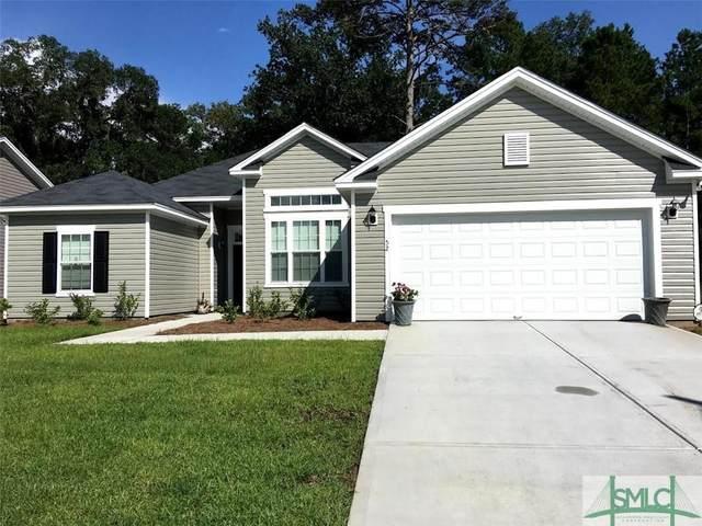 52 Swallow Tail Circle, Savannah, GA 31405 (MLS #254435) :: Coldwell Banker Access Realty