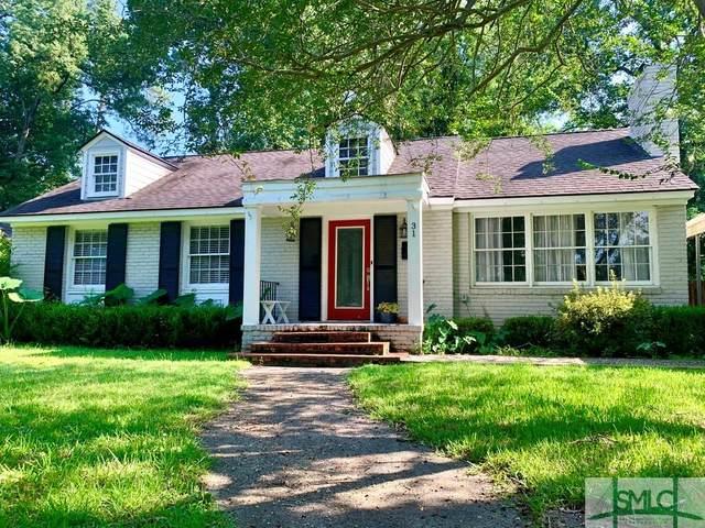 31 E 66th Street, Savannah, GA 31405 (MLS #254440) :: Teresa Cowart Team