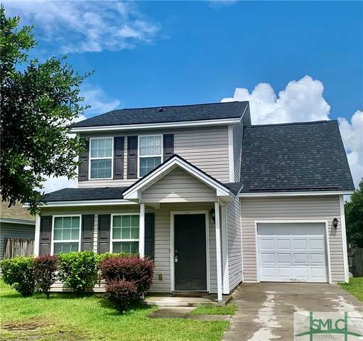 12 Lagan Lane, Port Wentworth, GA 31407 (MLS #254450) :: Coldwell Banker Access Realty