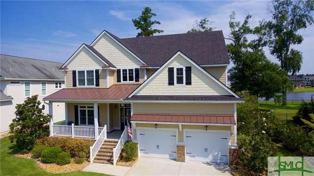 665 Wyndham Way, Pooler, GA 31322 (MLS #254452) :: Keller Williams Coastal Area Partners
