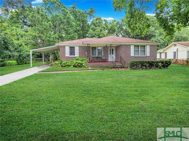 8312 Atwood Street, Savannah, GA 31406 (MLS #254453) :: Teresa Cowart Team