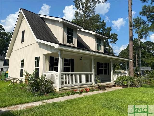 110 W Whatley Street, Pooler, GA 31322 (MLS #254457) :: Liza DiMarco