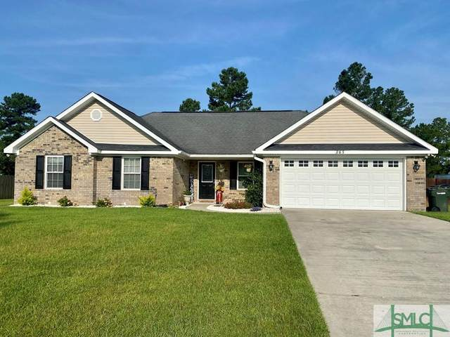 365 Lincoln Way NE, Ludowici, GA 31316 (MLS #254458) :: Coldwell Banker Access Realty