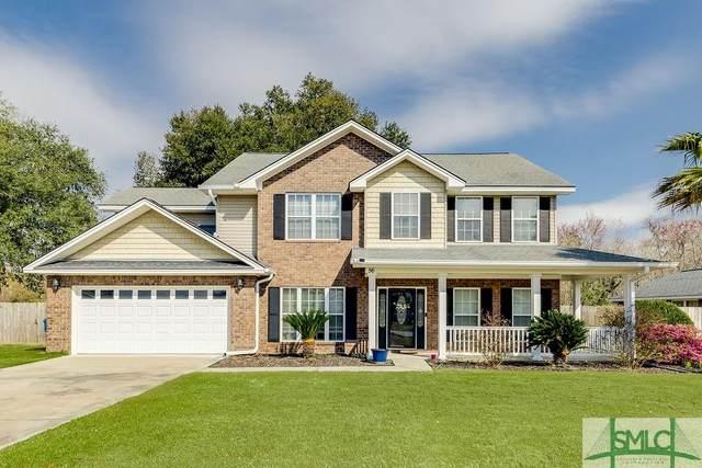 56 Lachlan Lane, Midway, GA 31320 (MLS #254461) :: Heather Murphy Real Estate Group