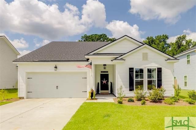 13 Primrose Court, Savannah, GA 31419 (MLS #254463) :: eXp Realty