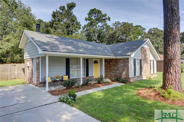 1333 Pine Ridge Drive, Savannah, GA 31406 (MLS #254467) :: Teresa Cowart Team