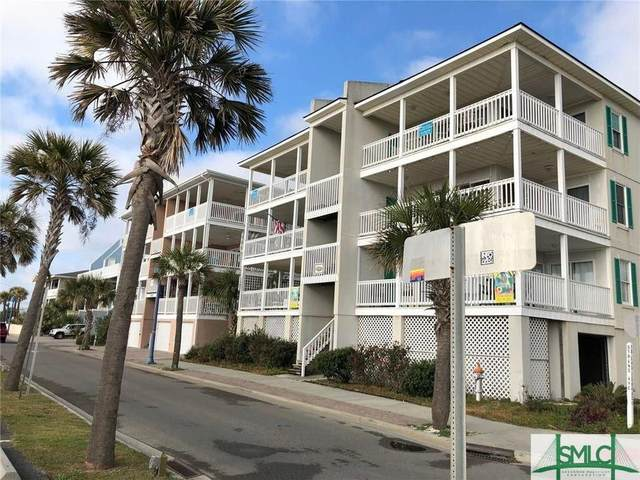 1705 Strand Avenue #1, Tybee Island, GA 31328 (MLS #254475) :: Keller Williams Coastal Area Partners