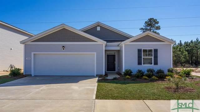 242 Caribbean Village Drive, Guyton, GA 31312 (MLS #254481) :: Coastal Savannah Homes