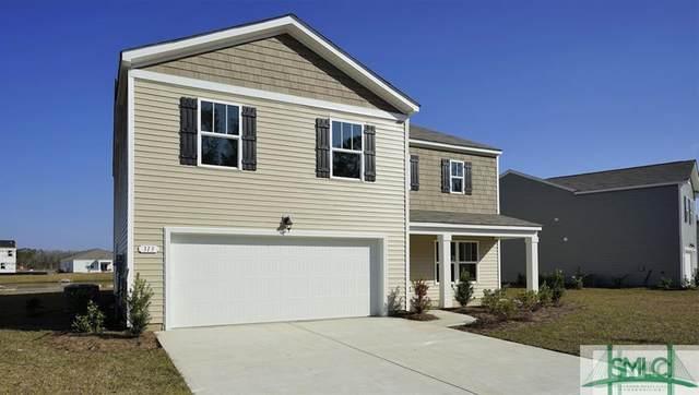 131 Tobago Circle, Guyton, GA 31312 (MLS #254482) :: Coastal Savannah Homes