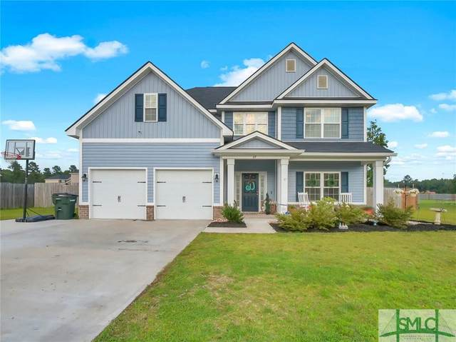 69 Winslow Drive NE, Ludowici, GA 31316 (MLS #254483) :: Teresa Cowart Team