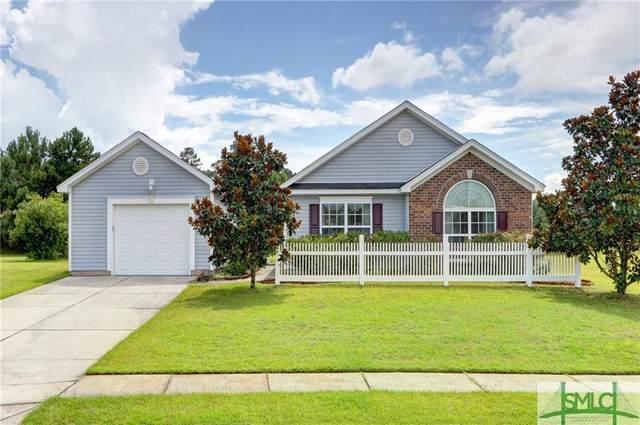 11 Cromer Street, Savannah, GA 31407 (MLS #254495) :: Keller Williams Coastal Area Partners