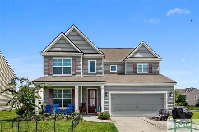 120 Westover Drive, Savannah, GA 31407 (MLS #254504) :: The Allen Real Estate Group