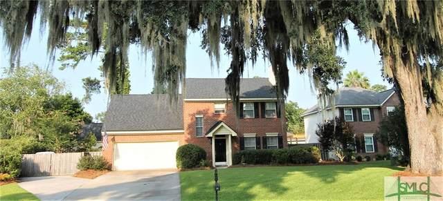 14 River Bluff Drive, Savannah, GA 31406 (MLS #254518) :: Teresa Cowart Team