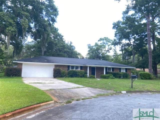 122 Grosvenor Court, Savannah, GA 31410 (MLS #254521) :: Keller Williams Coastal Area Partners