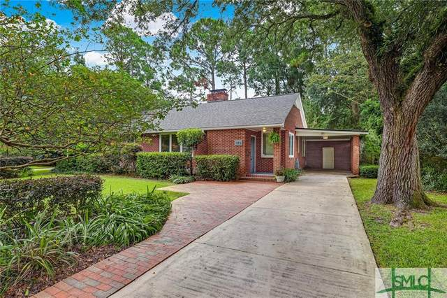 119 E 64Th Street, Savannah, GA 31405 (MLS #254530) :: Team Kristin Brown | Keller Williams Coastal Area Partners