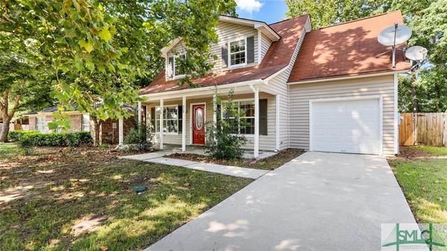 310 Mapmaker Lane, Savannah, GA 31410 (MLS #254534) :: Keller Williams Coastal Area Partners