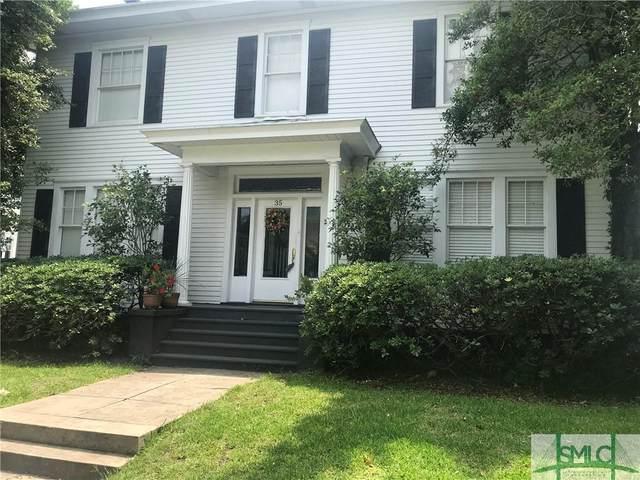 35 E 52nd Street, Savannah, GA 31405 (MLS #254535) :: Keller Williams Coastal Area Partners