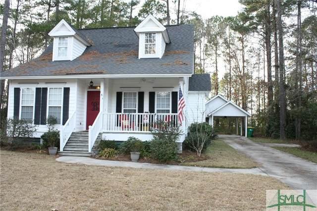 131 Brisbon Hall Drive, Richmond Hill, GA 31324 (MLS #254539) :: Liza DiMarco
