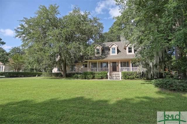 48 Herons Nest, Savannah, GA 31410 (MLS #254540) :: Heather Murphy Real Estate Group