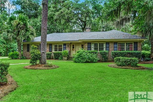 112 Country Club Drive, Savannah, GA 31410 (MLS #254549) :: The Arlow Real Estate Group
