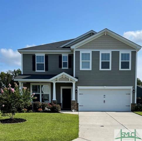 113 Westwind Drive, Pooler, GA 31322 (MLS #254565) :: Liza DiMarco