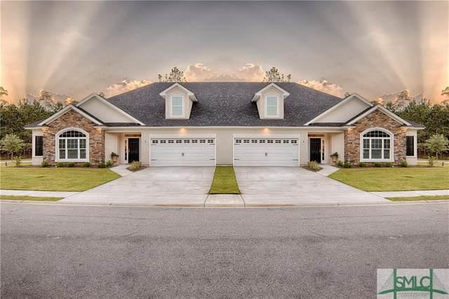 22 Scarlet Maple Lane, Savannah, GA 31405 (MLS #254569) :: Coldwell Banker Access Realty