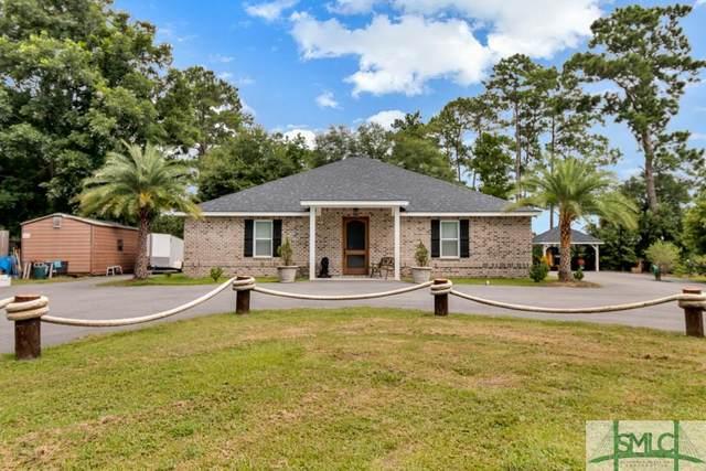 247 Burton Road, Savannah, GA 31405 (MLS #254577) :: The Allen Real Estate Group