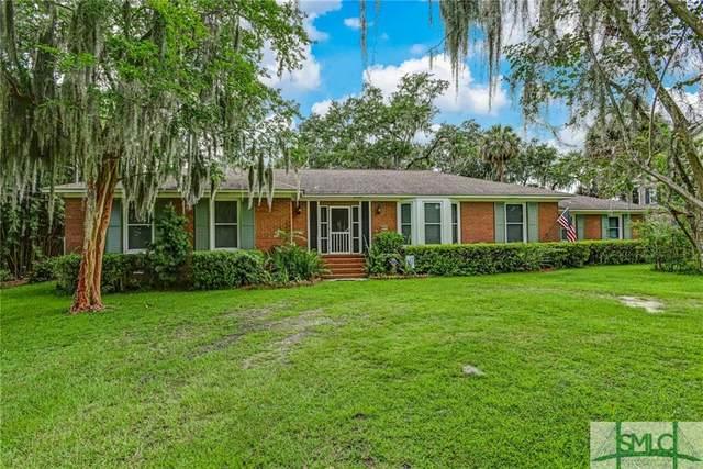 149 Fairwind Road, Savannah, GA 31410 (MLS #254583) :: Keller Williams Realty Coastal Area Partners