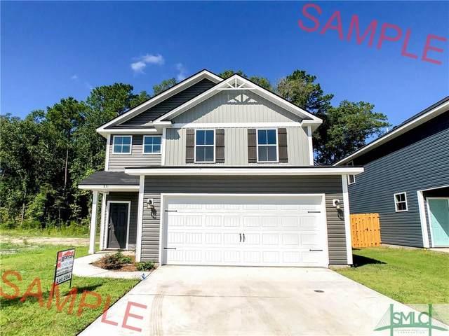 210 Gambrell Road, Hinesville, GA 31313 (MLS #254584) :: Coldwell Banker Access Realty